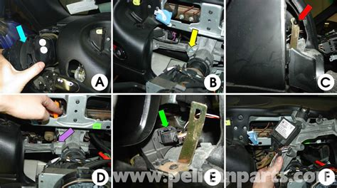 Porsche Boxster Ignition Switch Replacement 986 987