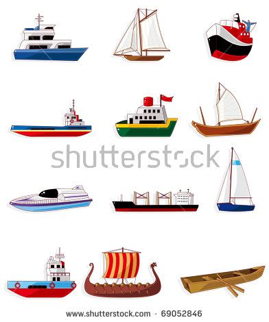 cartoon pic of boat cartoon boat stock images royalty free images vectors
