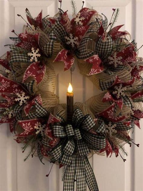 inspiring christmas wreaths ideas   types