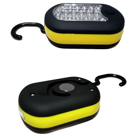 yellow light delivery service yellow bright 27 led hook lighting led flashlight