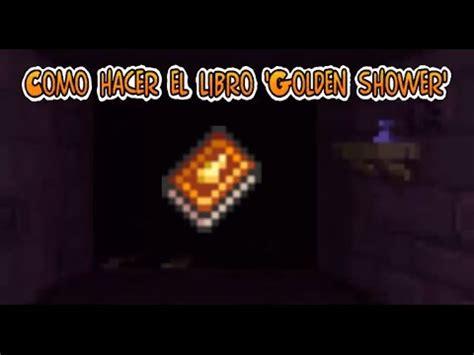 Golden Shower Terraria by Terraria Como Hacer El Libro Golden Shower