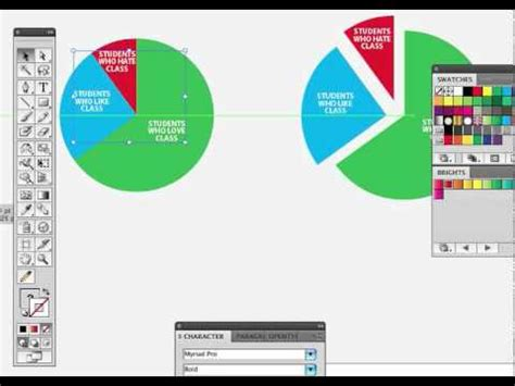 tutorial illustrator graph infographic design 101 intro to the graph tool in adobe