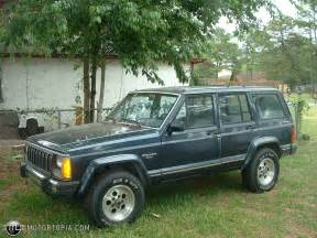 1990 jeep pioneer 4x4 id 5387