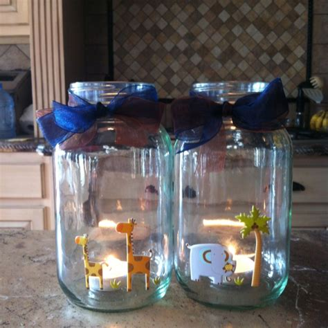 Jar Baby Shower Decorations by 55 Best Baby Shower Ideas Images On Jars