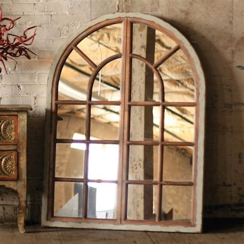Ideas Design For Arched Window Mirror Large Arched Window Mirror Antique Farmhouse