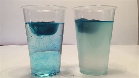 what does a salt l do does ice melt faster in fresh or salt water experiment