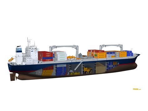 Home Group Wa Design by Tsoe Com Commercial Ships Renderings