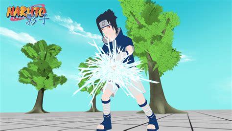 download game sasuke rpg mode sasuke sharingan chidori image naruto shadow quot 影子 quot mod db