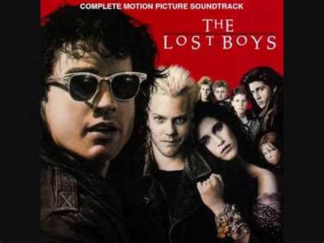 the lost soundtrack the lost boys soundtrack cry theme from
