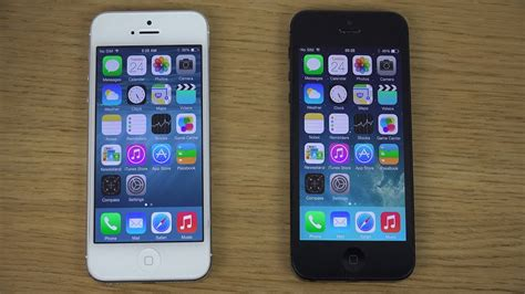 iphone 5 ios 8 beta 2 vs iphone 5 ios 7 1 1 jailbroken review