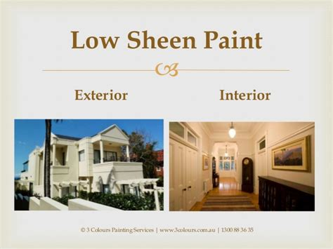 what sheen for exterior paint how to choose the correct paint sheen