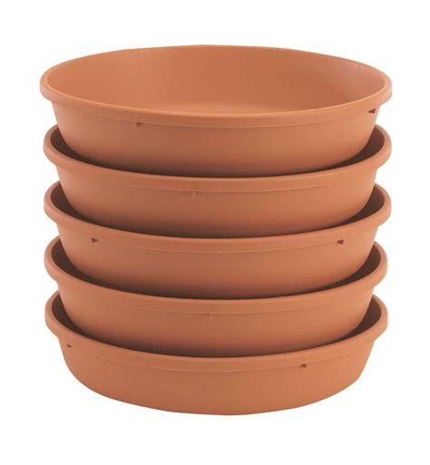 sankey terracotta plastic saucer diacm departments