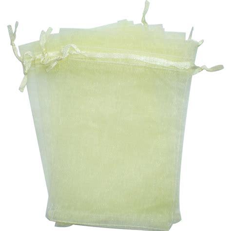 50pcs 5cmx7cm organza gift bags premium favour bags
