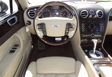 White Bentley Interior by File Bentley Flying Spur Interior Jpg