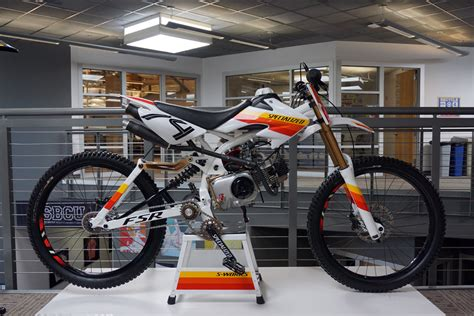 motocross mountain bike specialized concept museum tour part 3 moto bikes cafe