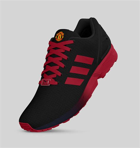 Adidas Manchester United | useless adidas mi manchester united zx flux shoes