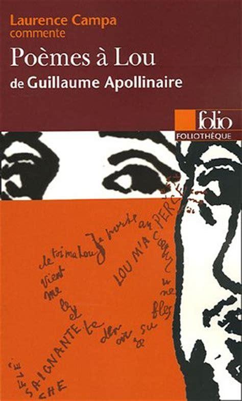 libro des troubadours apollinaire po 232 mes 224 lou de guillaume apollinaire