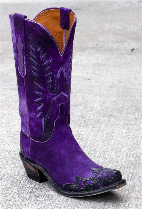 best 25 purple cowboy boots ideas on purple