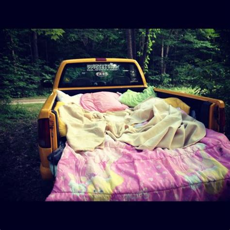 truck bed date truck bed that would be like a perfect date night under