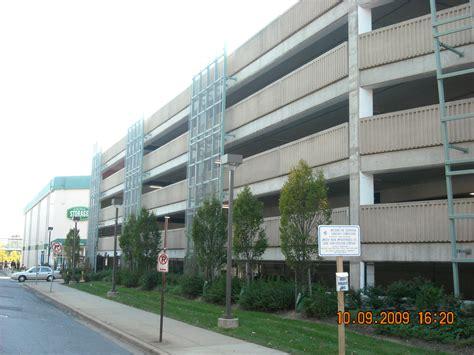 College Park Parking Garage montgomery college west parking garage