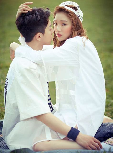 biography of nam joo hyuk from co worker to couple lee sung kyung and nam joo hyuk