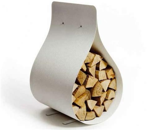 lagerung kaminholz brennholzlagerung zu hause stilvolle und originelle