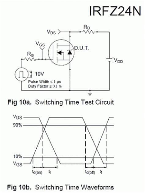 Transistor Irfz24n irfz 24n irfz24n r 246 hre irfz 24n id50699 transistor