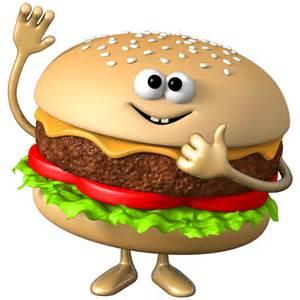 Cute Kitchen Ideas vinilos infantiles hamburguesa papel y vinilos