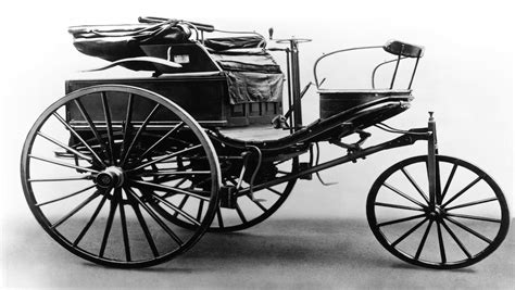 first mercedes benz 1886 the star and laurel life times