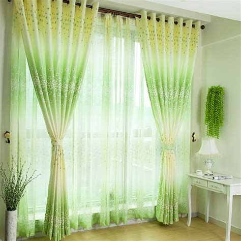 curtains sheer floral turquoise lime high end curtains window drapes custom curtains sale highendcurtain