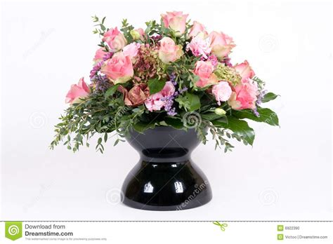 How To Make A Bouquet In A Vase by Bouquet In Vase Stock Photo Image 6922390