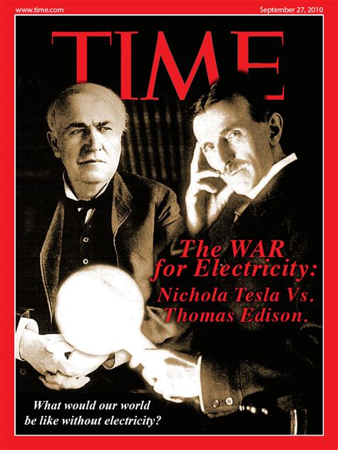 Wizard And Times Of Nikola Tesla Tesla Time Cover Sep 27 2010 The Cover