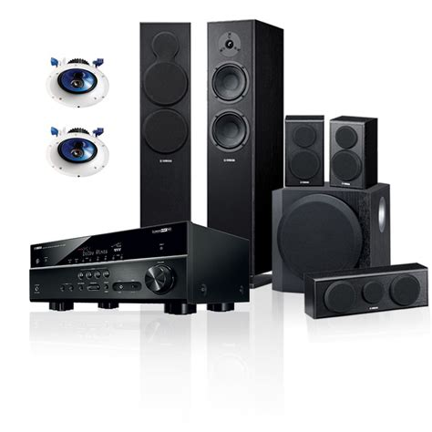 Speaker Home Theater Yamaha yht 8940 home theatre systems yamaha australia