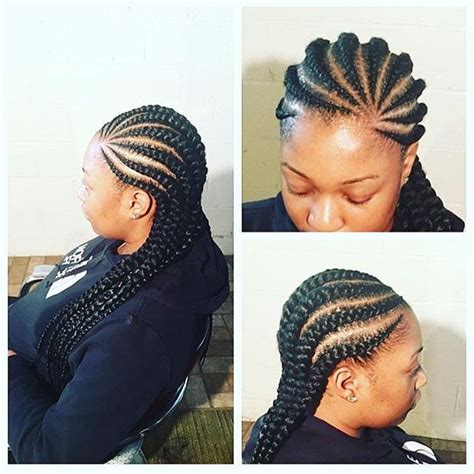 latest ghana weaving hairstyles latest beautiful ghana weaving styles 2016