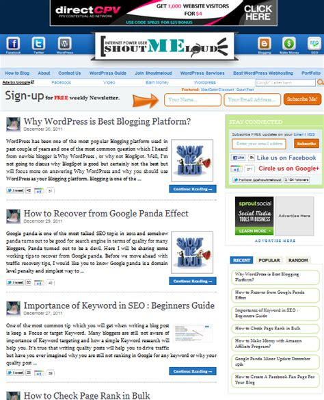 website like templates for blogger shoutmeloud like blogger template free download 2013 new