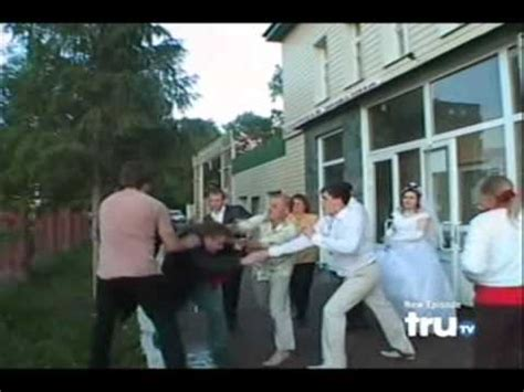 Wedding Crashers Age Rating by Drunks Fight At A Russian Wedding