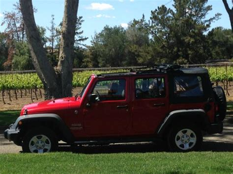 Santa Barbara Jeep The Quot Jeep Wrangler Quot Picture Of Deetours Of Santa