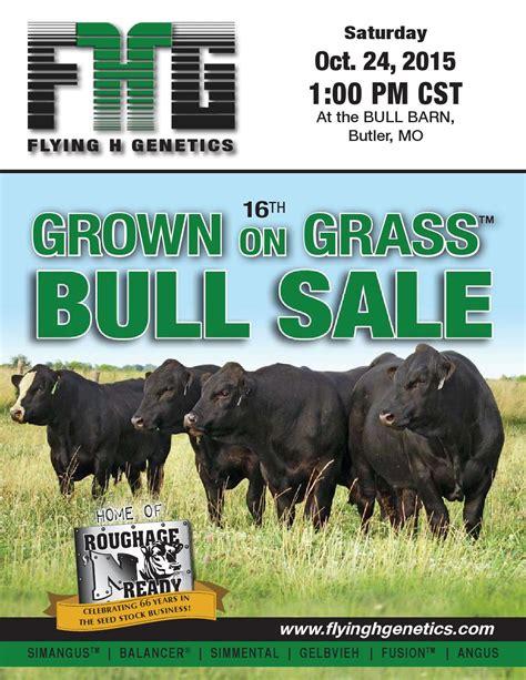 Bull Barn Genetics Issuu Fhg Mocat Fall2015 Web By 2 Ponies Equine Amp Design