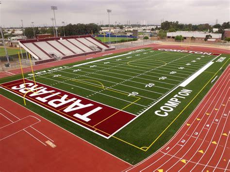 el camino college el camino college compton center athletic field engineering