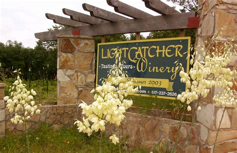Light Catcher Winery lightcatcher winery texan wine cuisine