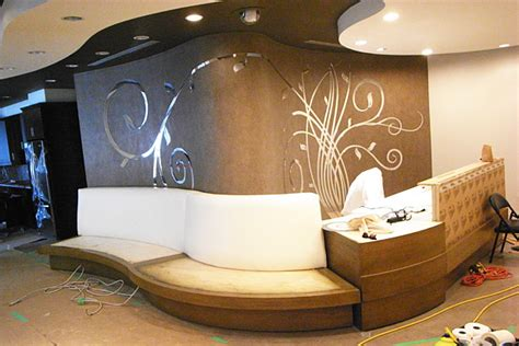 Interior Wall Decoration Ideas Nail Salon Design On Pinterest Nail Salons Spa Design And Spa Interior Design