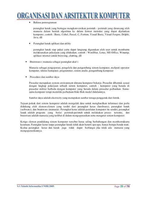 format makalah kelompok makalah format instruksi 34517583 makalah arsitektur komputer