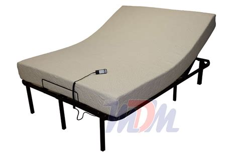 simple powerbase bed adjustable height for lowest price