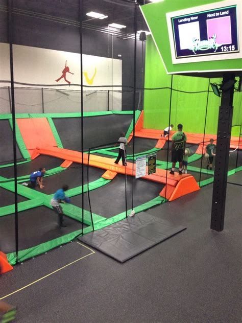 jump on it indoor trampoline park coming to asheville