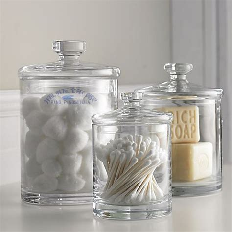 bathroom storage jars bathroom storage jar ideas search bathroom in