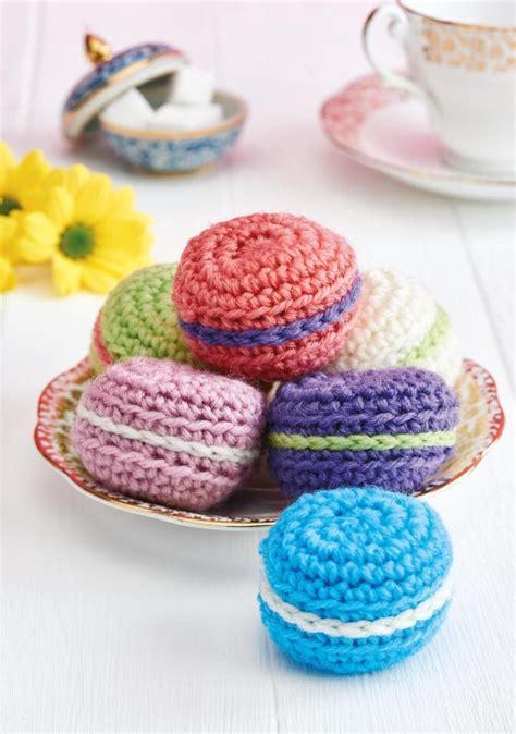 cute macaron pattern cute macarons crochet pattern