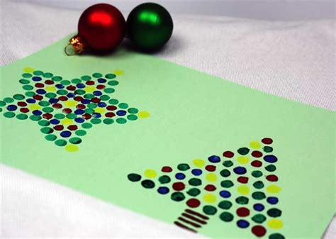 Weihnachtskarten Kinder Basteln by Weihnachtskarte Mit Kindern Basteln Bastelanleitung