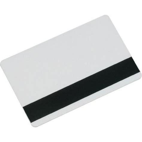 Carte PVC 0.76mm Cartes avec piste magnétique LoCo vierge