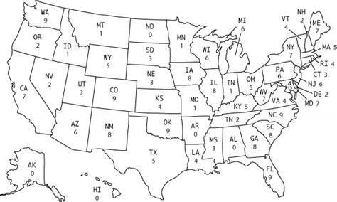 us map outline with state abbreviations united states map with postal abbreviations thefreebiedepot