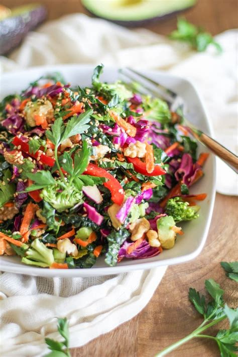 Healthy Chef Detox Salad by Healthy Vegetarian Meal Plan 06 25 2017 The Roasted Root